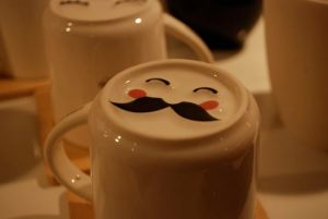 Mugs with faces!! by Envy Interiors