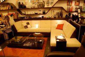White living room by Galerie Vanlian!