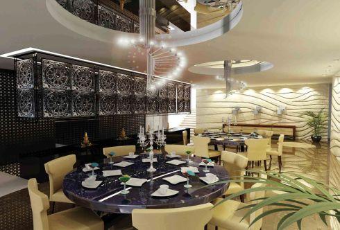 Classy Dining rooms by Galerie Vanlian!