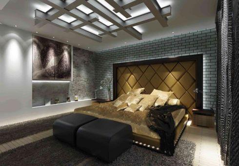 Bedroom by Galerie Vanlian!