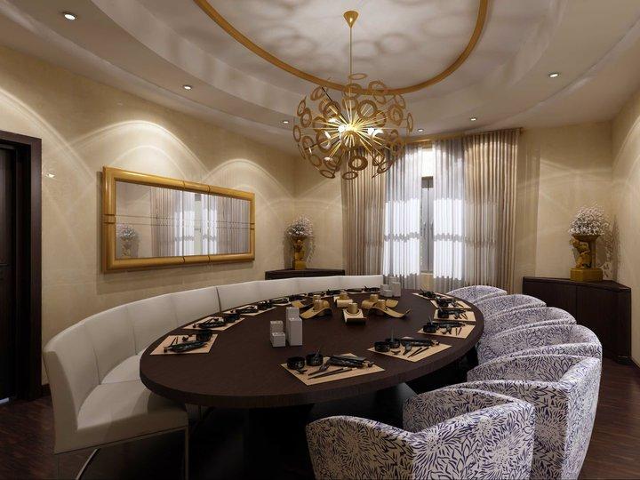 Dining Rooms By Vick Vanlian