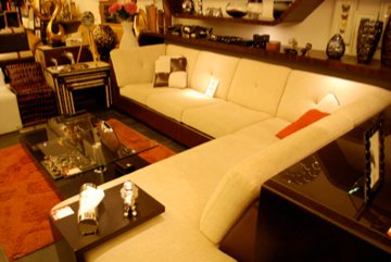 Stylish Sofas by Galerie Vanlian, Envy Interiors, Vick Vanlian