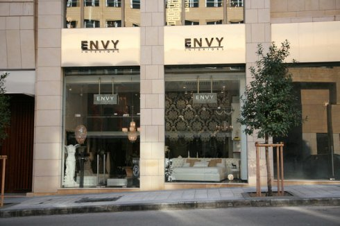 Envy Interiors Dowtown Beirut