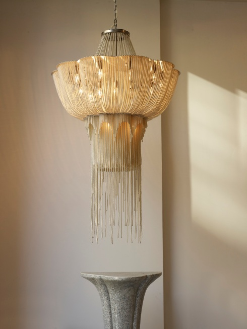 Ceiling Lamp by Vick Vanlian