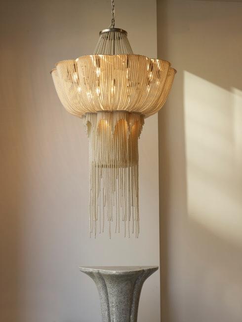 Ceiling Lamp by Vick Vanlian