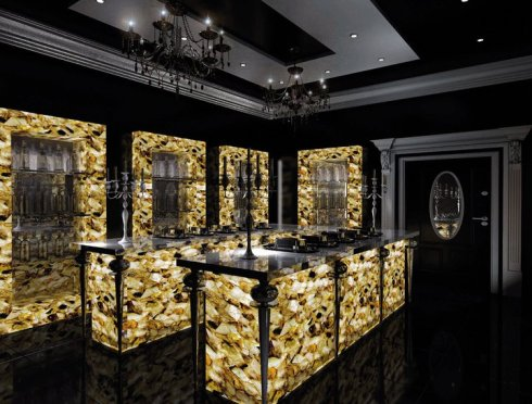 Glamorous Bar by Envy Interiors