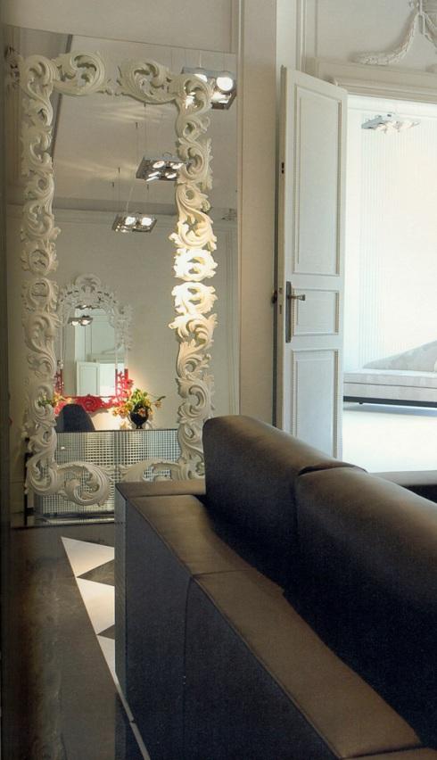 Serge Mirror (Versace)