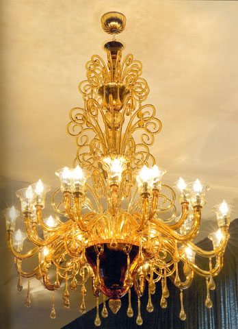 Coste Chandelier (Versace)