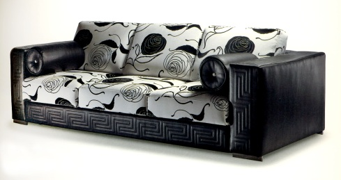 Couture Sofa by Versace