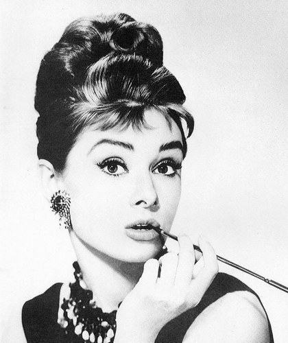 The Gorgeous Audrey Hepburn (1929-1993)