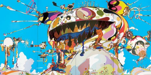 Murakami's Tan Tan Bo Puking, a.k.a. Gero Tan (2002)