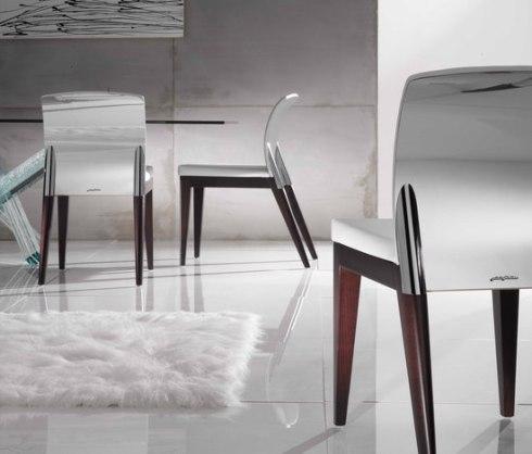 Elegant Beechwood Chair