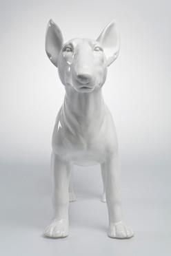 Deco Figurine Bull Terrier