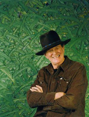 American Painter James Hayward