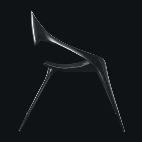 The Sedia Shell Chair by Reflex