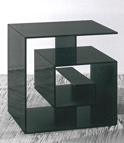G Tavolino: Side table designed by Anna Dodonova
