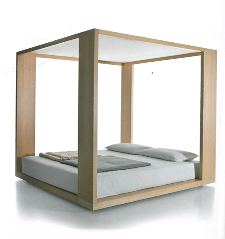Temple Bed