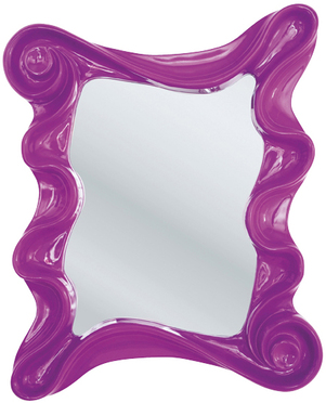 Mirror Wonderland Purple 130x107